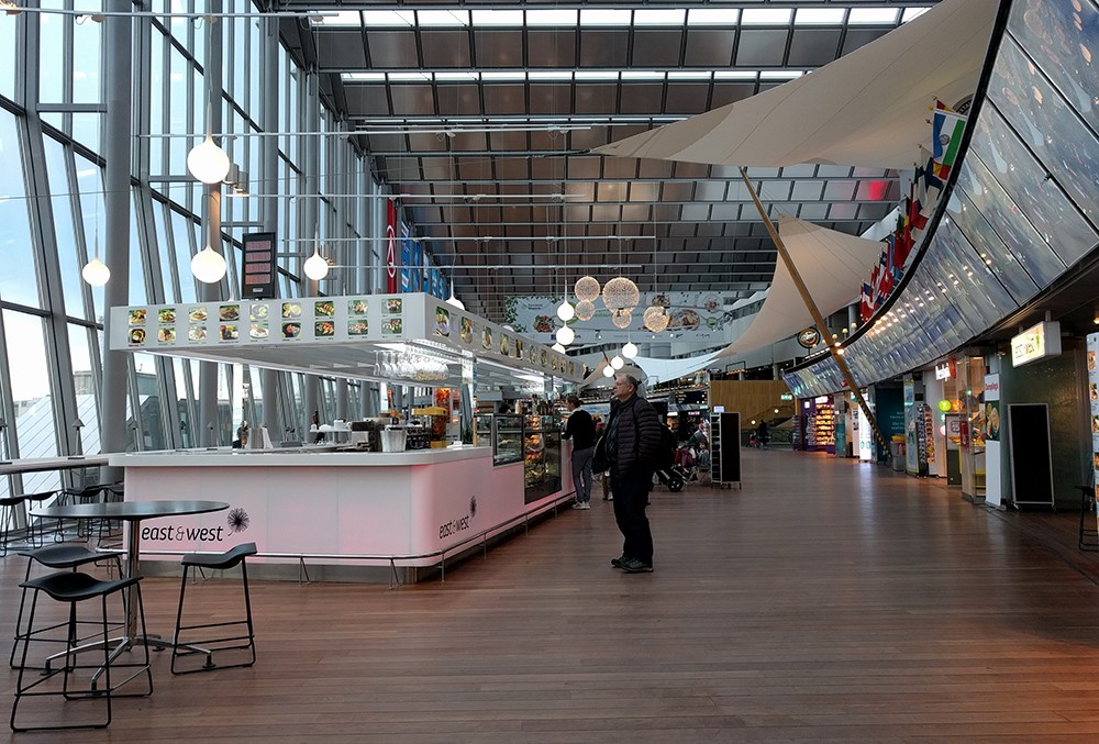 things to do in Arlanda Sweden: enjoy the airport facilities