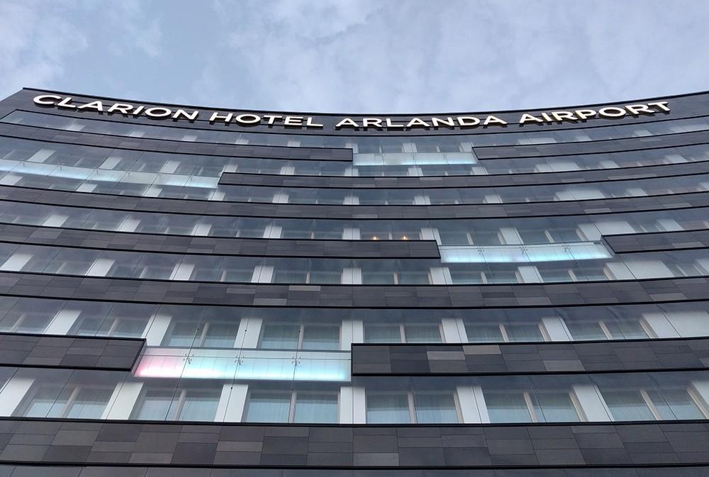 Clarion Hotel Arlanda Airport Stockholm