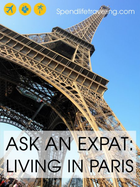 What is life in Paris really like? Interview with an expat about moving to and living in Paris. #expat #Paris #moveabroad #liveabroad