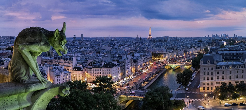 expat life in Paris - moving to & living in Paris