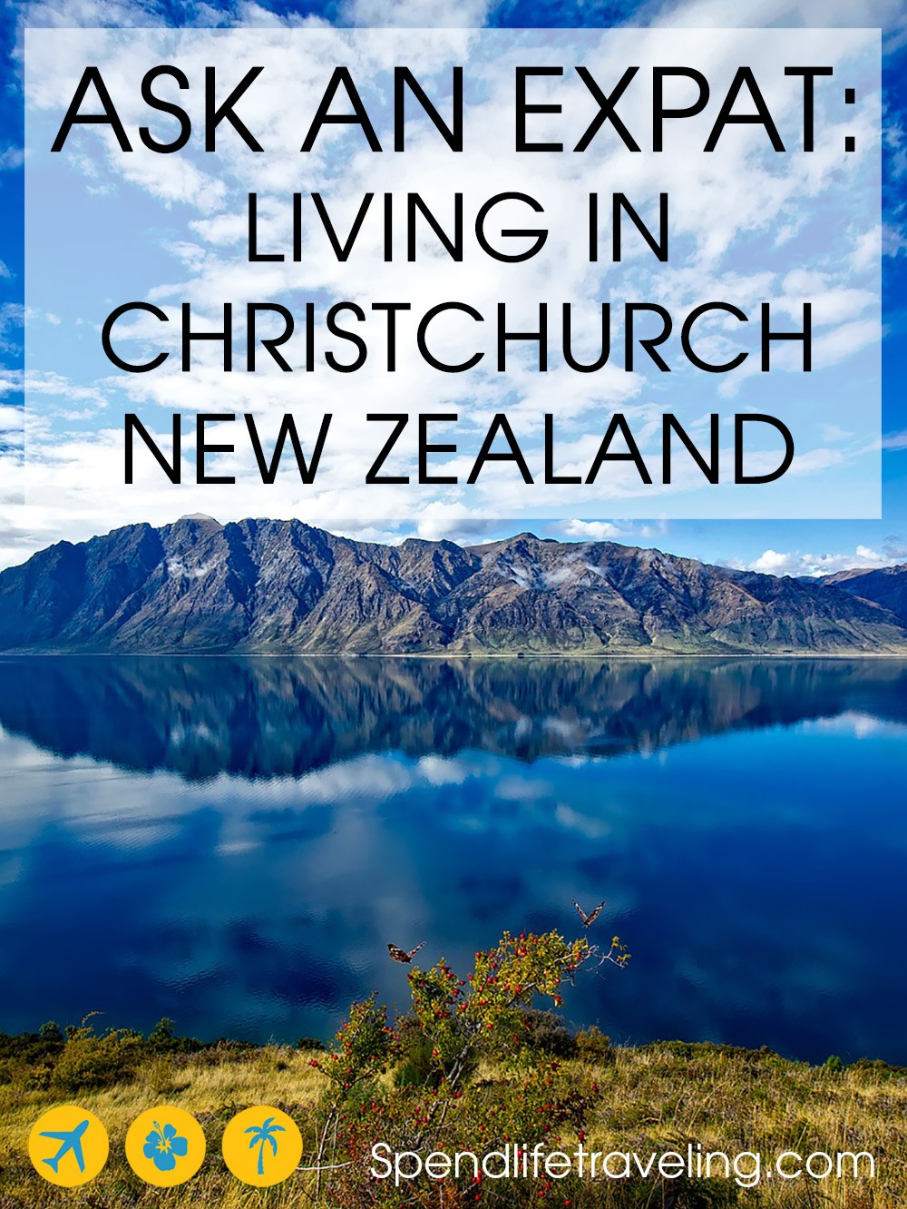 Have you always wondered what it would be like to move to New Zealand? Check out this interview with an expat about moving to and living in #Christchurch, New Zealand. #NewZealand #expat #moveabroad