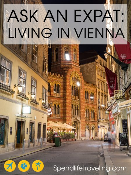 Interview with an expat about what Vienna is really like. Are you thinking about  moving to Vienna? Check out this interview to find out all you need to know about life in Vienna. Plus travel tips for Vienna from an insider. #Vienna #expat #moveabroad #liveabroad
