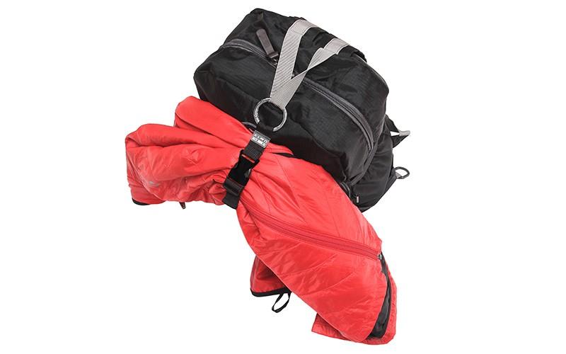 travel essentials: a luggage strap