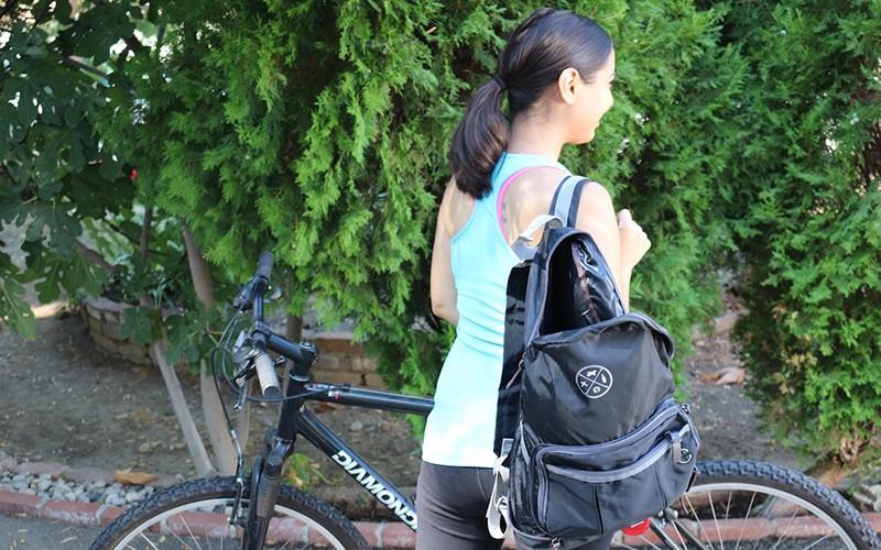 multi purpose travel backpack