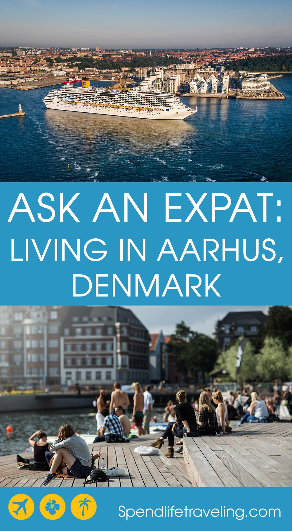What is Aarhus, Denmark, really like? Interview with an expat about moving to and living in Aarhus.