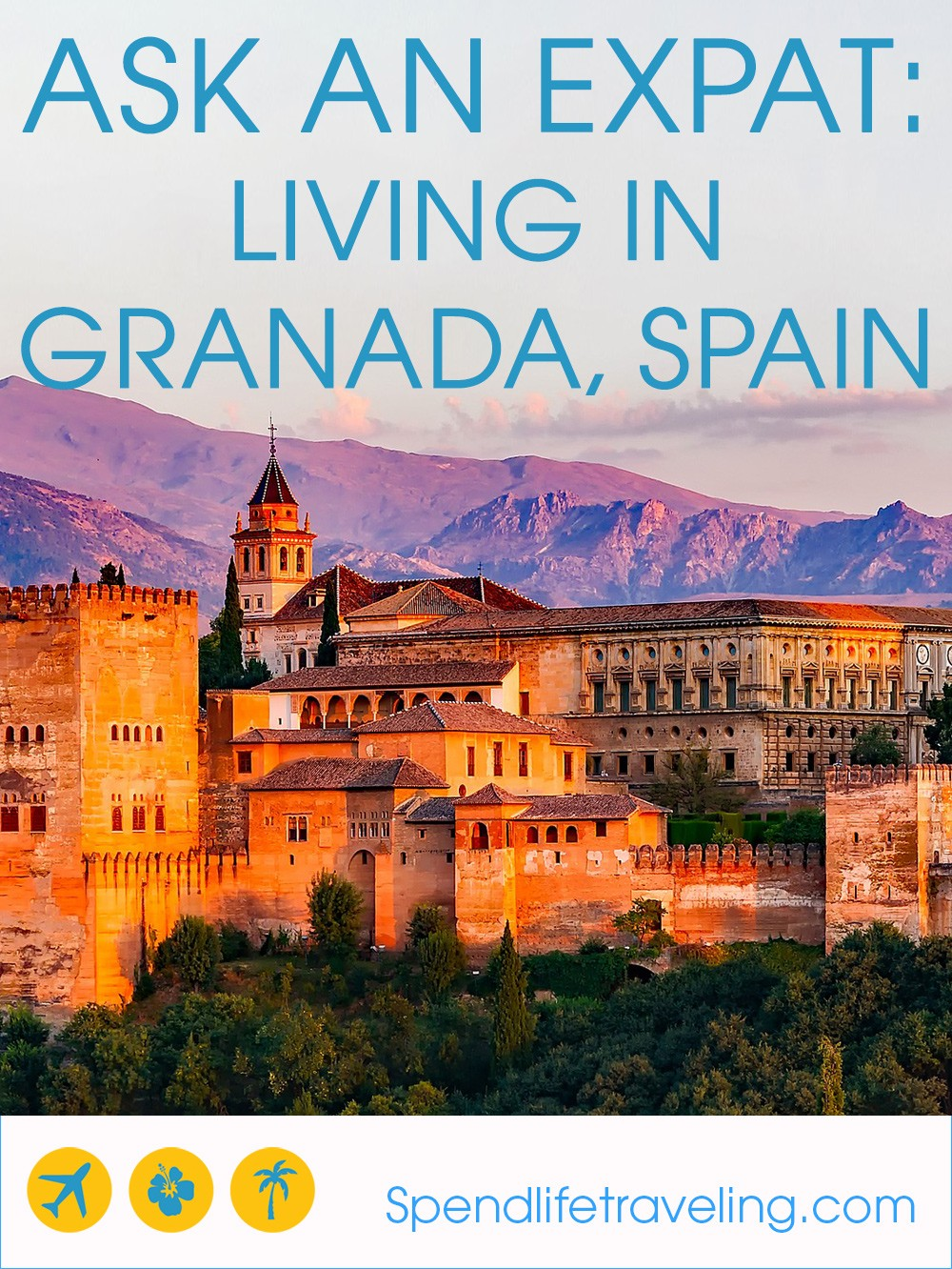 What is Granada really like? Interview with an expat about moving to and living in #Granada