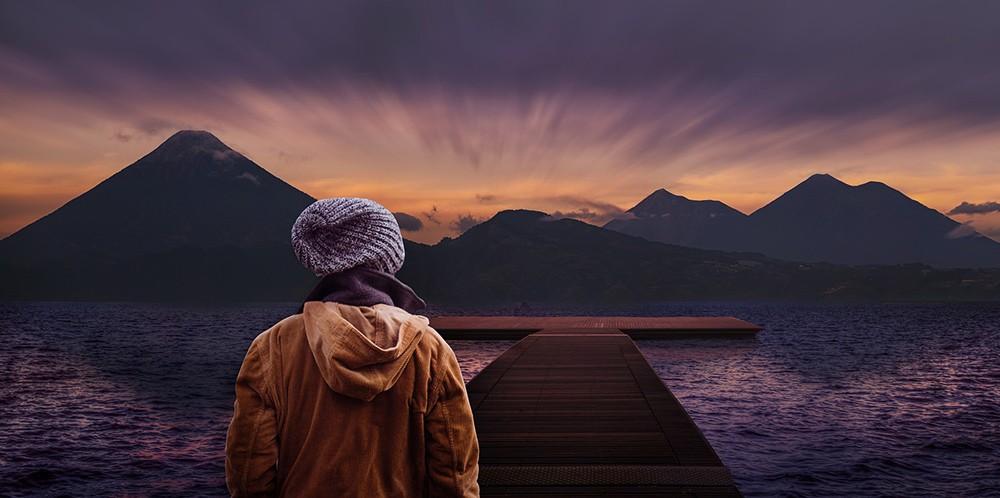 Places to visit in Guatemala: Lago Atitlan