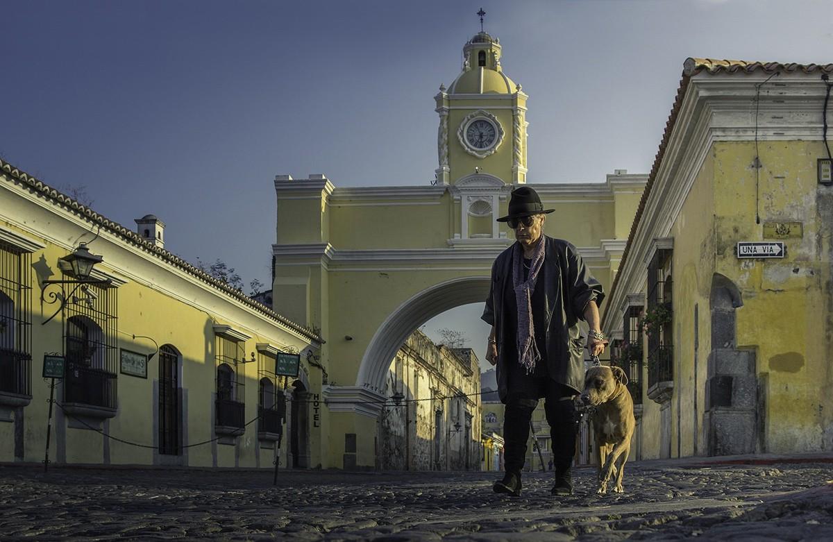 must visit places in Guatemala: Antigua
