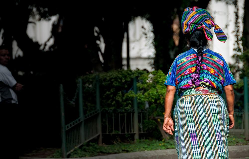 most beautiful places in Guatemala: Antigua