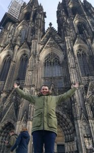 expat interview about life in Cologne, Germany
