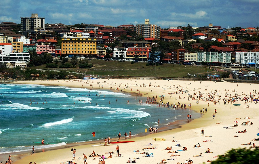 Bondi Beach tips