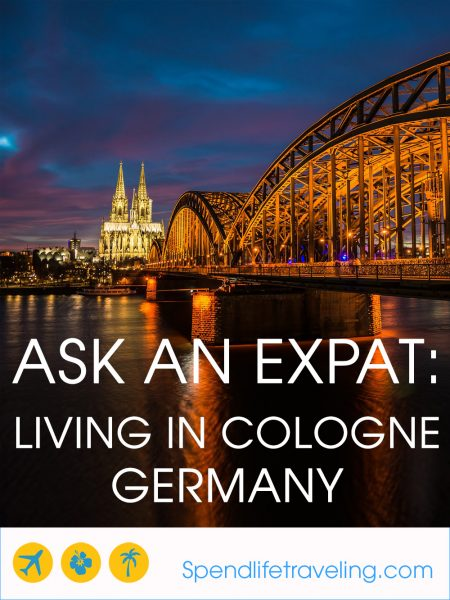 interview with an expat about life in Cologne
