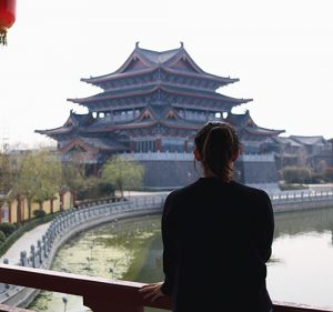 interview with an expat about life in China