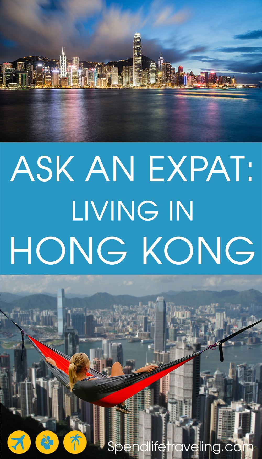 Interview about moving to and living in Hong Kong as an expat