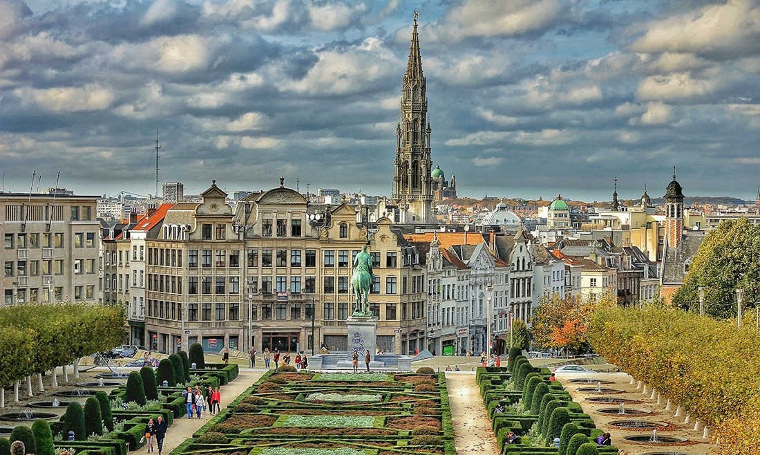 Brussels: one of the European cities worth visiting