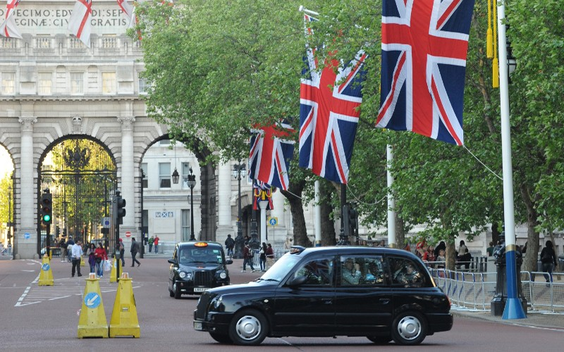 London insider tip: take a black cab