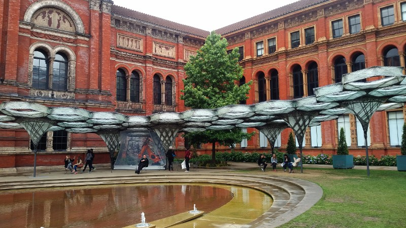 London insider tip: visit a museum