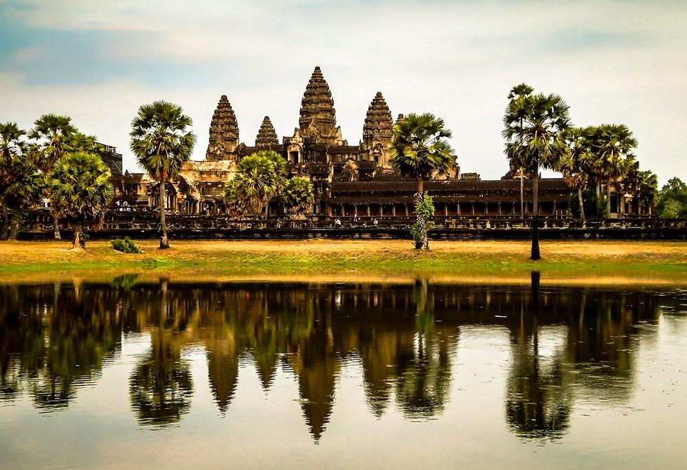 living in Cambodia