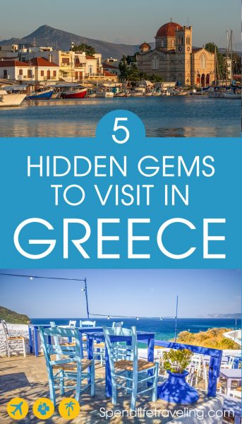 Greece: 5 hidden gems worth visiting