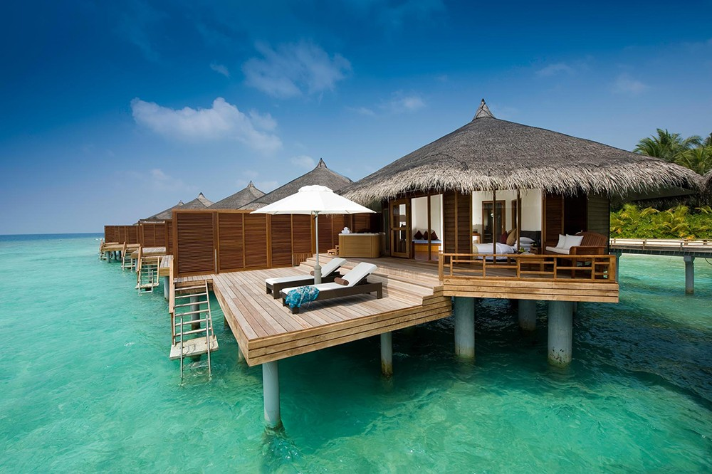 Best resorts in the Maldives - Kuramathi