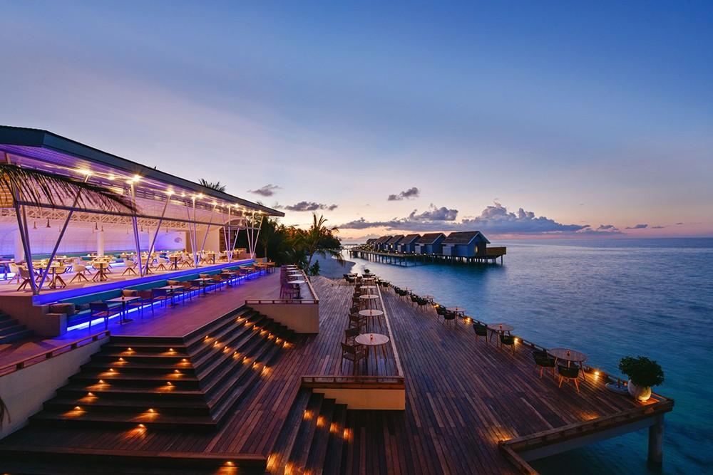 Top resorts in the Maldives: Kuramathi resort