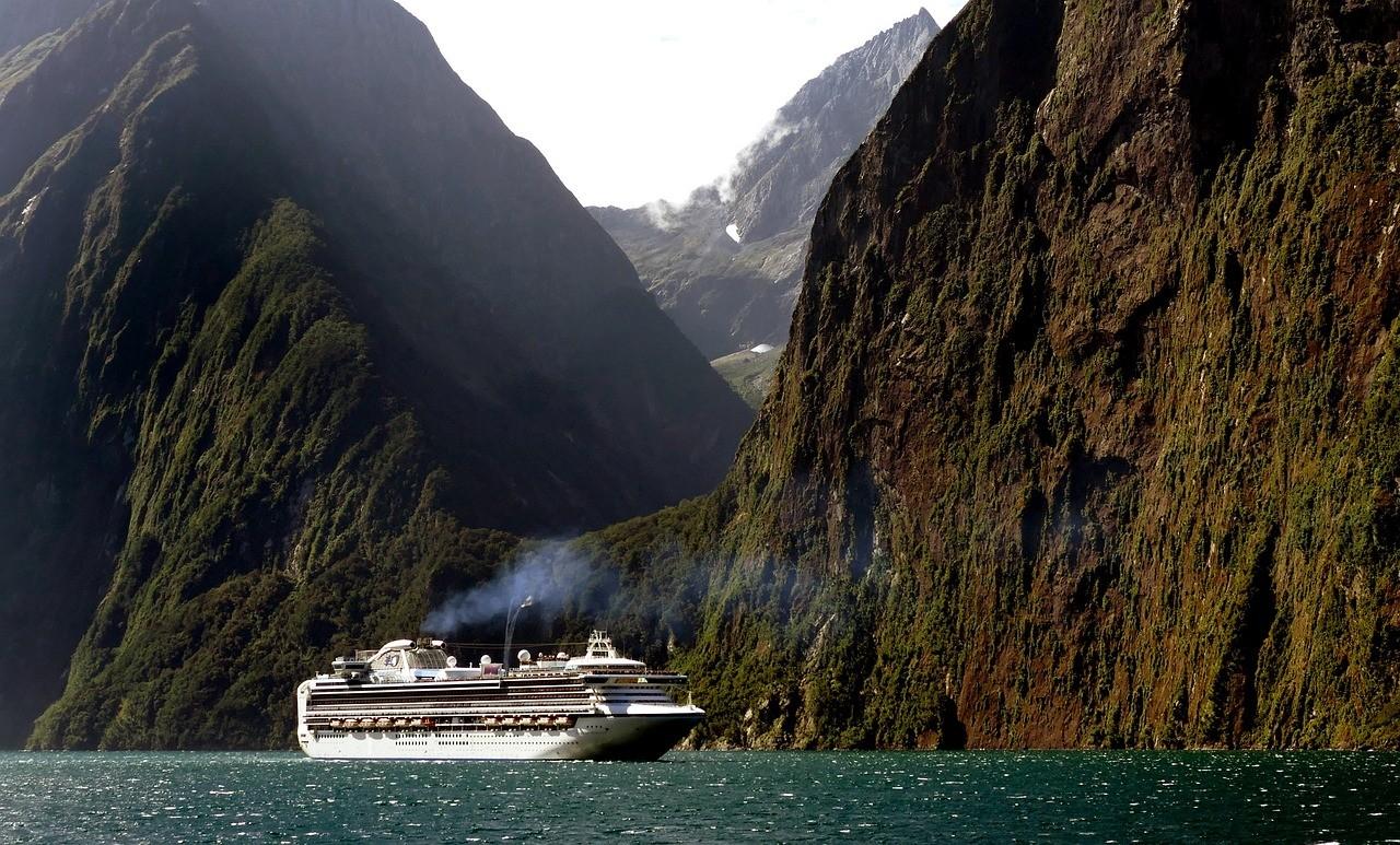 Visit unique places on a cruise