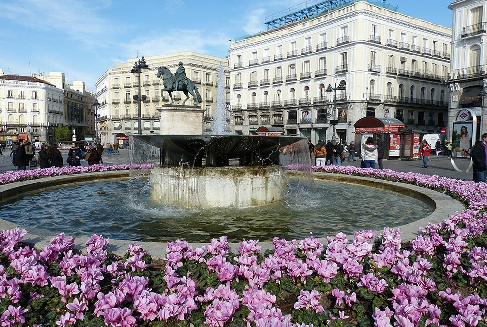 expat life in Madrid