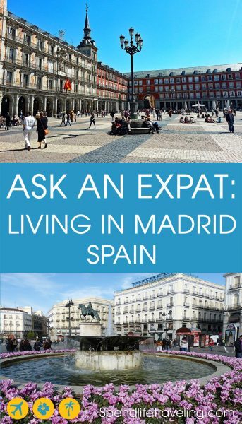 Interview with an expat about what Madrid is really like