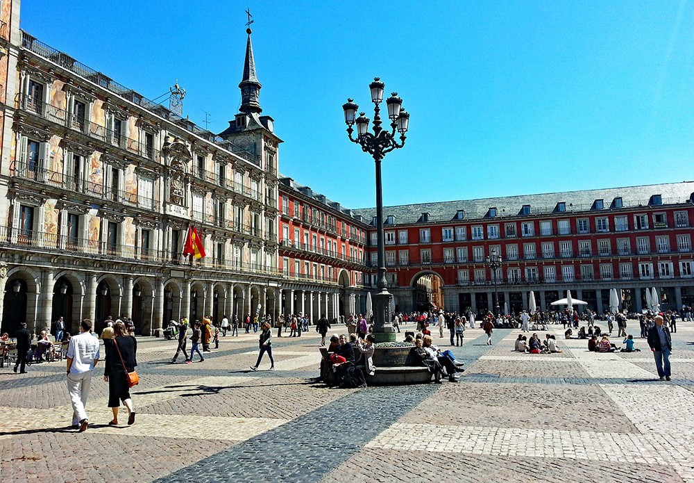 Madrid for expats