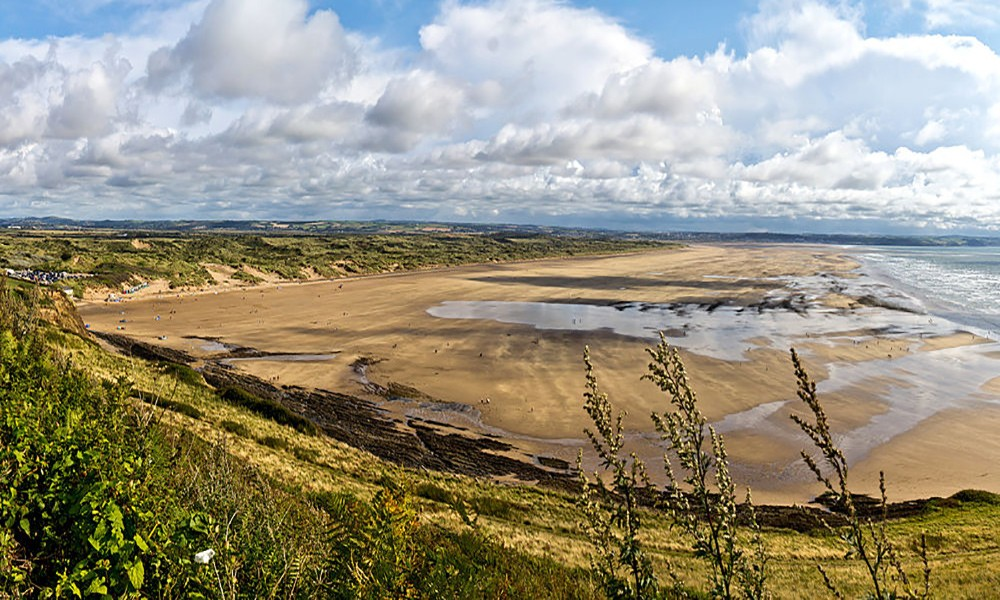 Best beaches: Saunton Sands
