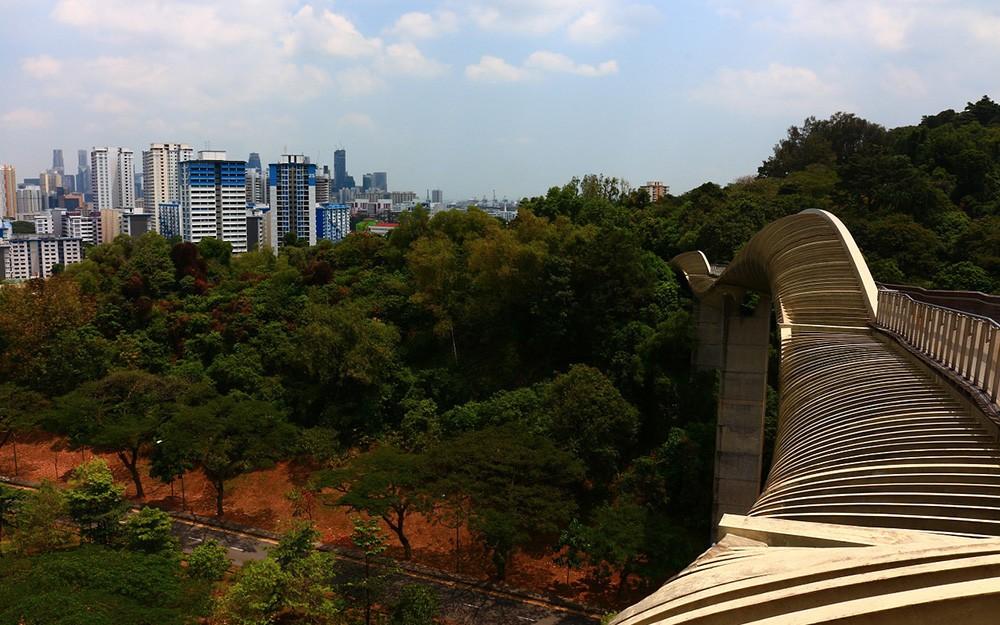 Singapore travel tip: Southern Ridges