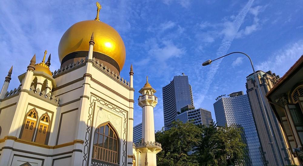 Sultan Mosque in Singapore