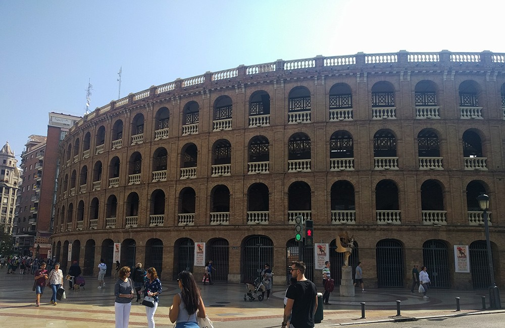 What to do in Valencia: visit the city's bullring