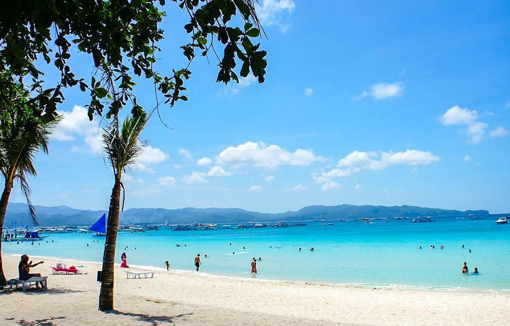 Best beaches in the world: White Beach, Boracay, Philippines