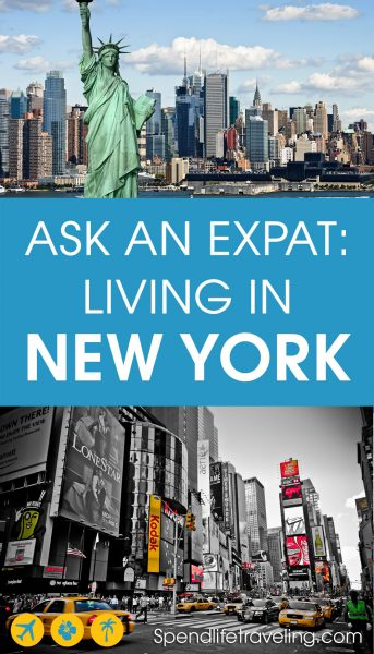 Interview with an expat about life in New York