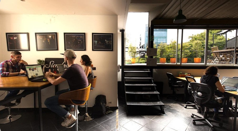 coworking spaces in Medellin for digital nomads