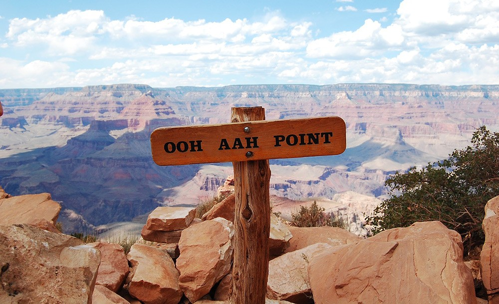 where to go to experience the Wild West - Grand Canyon