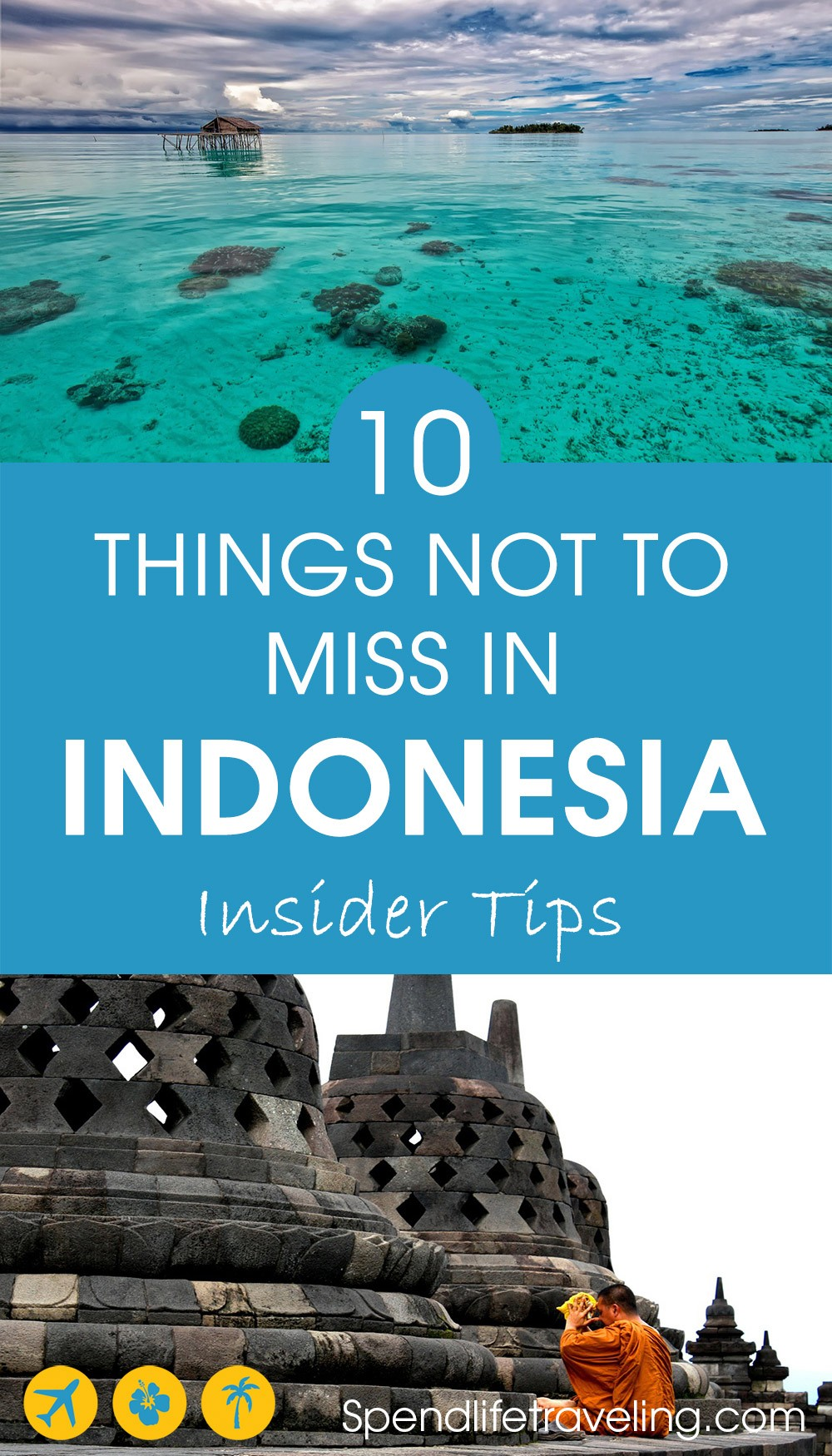 Indonesia is a large and very diverse country. It is impossible to see all this country has to offer in just a few weeks, but these are 10 0f the best things to do in Indonesia.