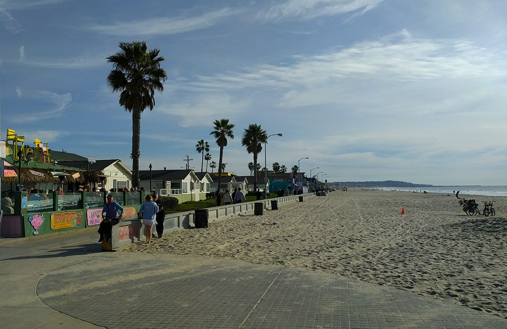 things to see in San Diego, California