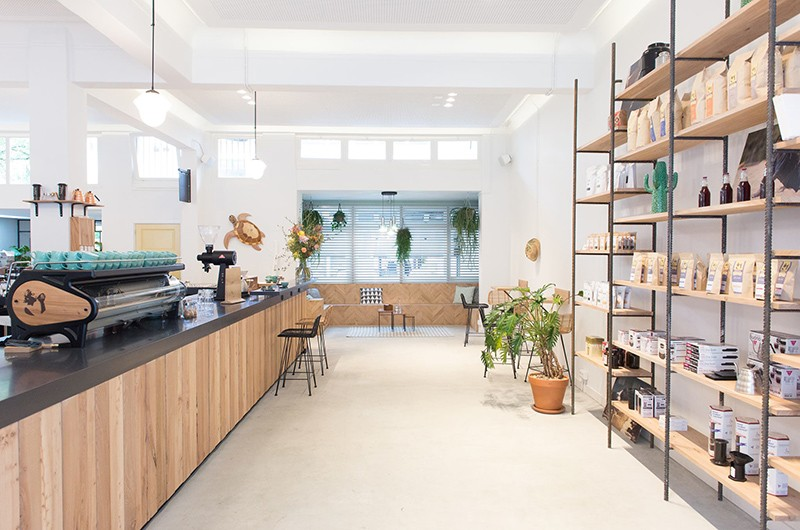 Best cafes for working in Amsterdam: Bocca
