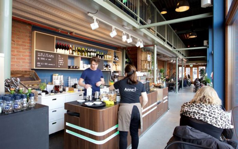 Best cafes for working in Amsterdam: Anne & Max