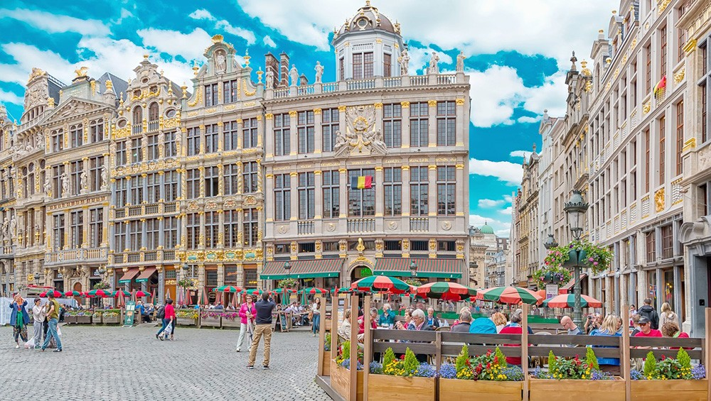 expat life in Brussels