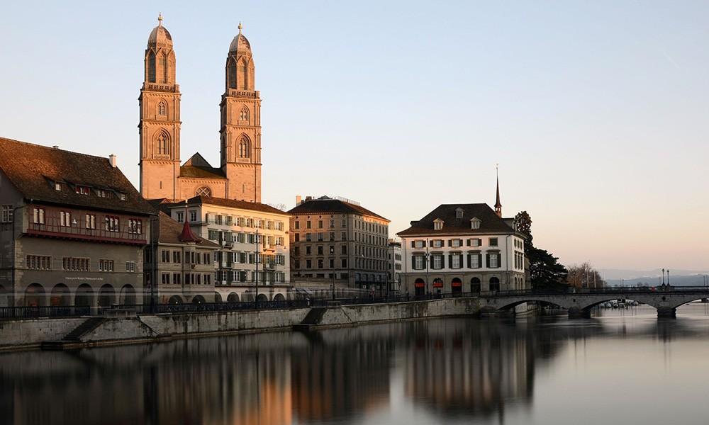 A travel guide to Zürich: Grossmünster