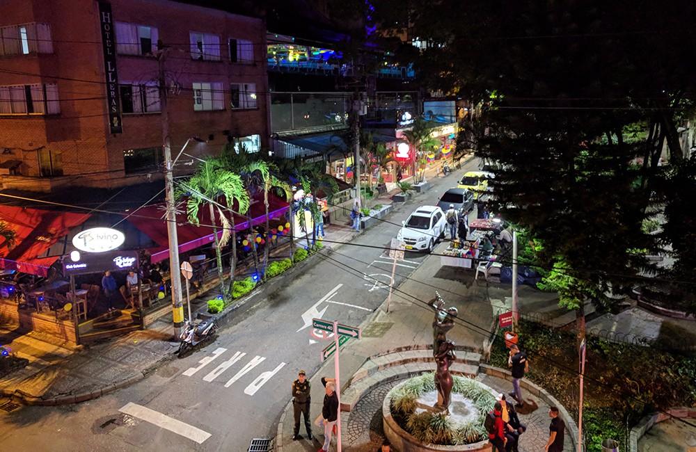 Bars in El Poblado: Tabu