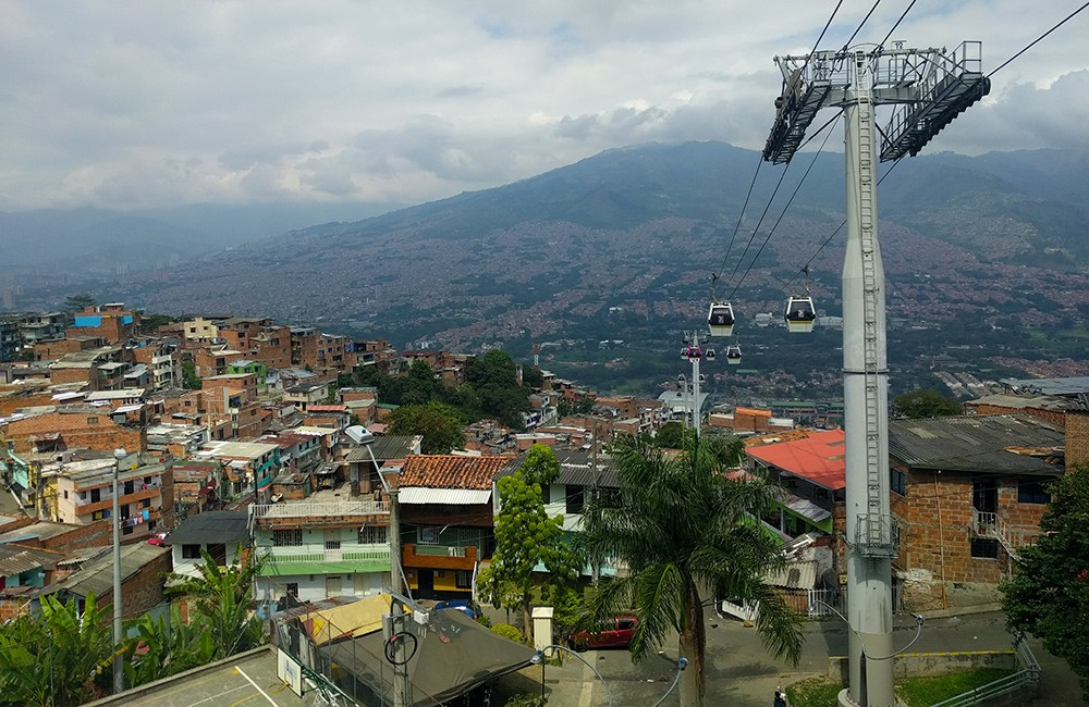 expat life in Medellin