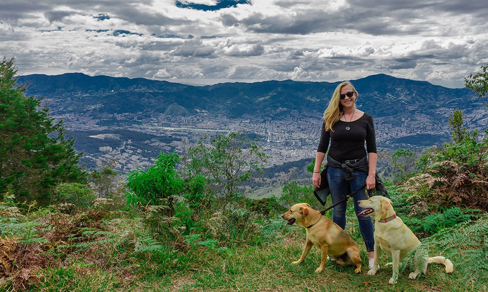 interview with an expat about expat life in Medellin