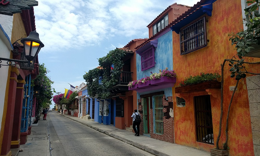 The digital nomad life in Colombia: exploring Cartagena