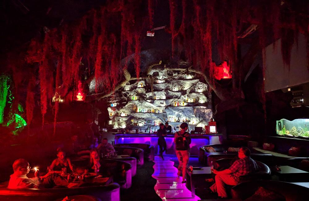 Woka - a Medellin rooftop bar