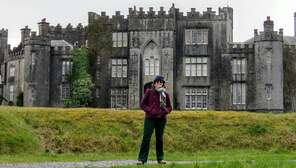 an expat living in Dublin, Ireland