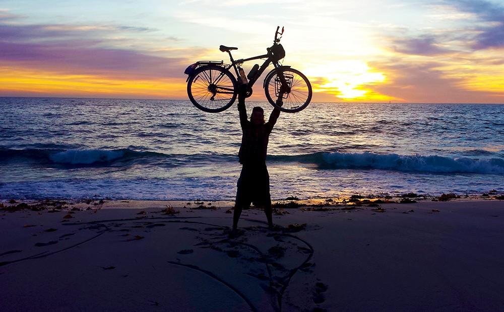 what you need to bike across the USA